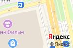 Схема проезда до компании D & P в Белгороде