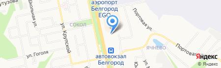 Росреестр Управление Федеральной службы государственной регистрации на карте Белгорода