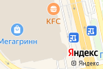 Схема проезда до компании Angel в Белгороде