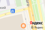 Схема проезда до компании Green Rock в Белгороде