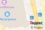 Схема проезда до компании Оранжевый Слон в Белгороде
