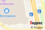 Схема проезда до компании ALEXa в Белгороде