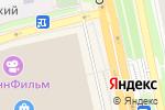 Схема проезда до компании Argentum в Белгороде