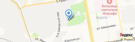 Храм Покрова Пресвятой Богородицы Белгородской общины Древнеправославной Поморской Церкви на карте Белгорода