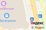 Схема проезда до компании Стиляжка в Белгороде