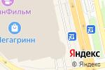Схема проезда до компании Лабиринт TOY`S в Белгороде