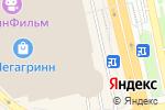 Схема проезда до компании Plum в Белгороде