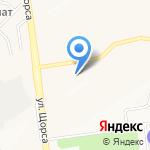 Участковый пункт полиции №4 на карте Белгорода