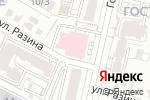 Схема проезда до компании ПроАВТО в Белгороде