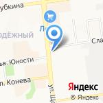 Motor на карте Белгорода