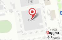Схема проезда до компании Русский Пластик в Белгороде