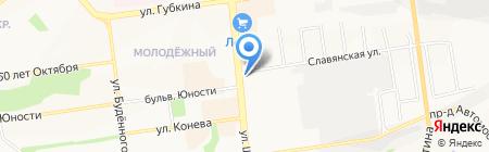 RemontsotOK на карте Белгорода