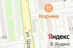 Схема проезда до компании СТО в Белгороде