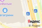 Схема проезда до компании Джинс@ в Белгороде