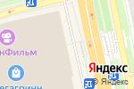 Схема проезда до компании Бутичок в Белгороде