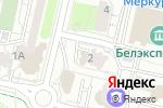 Схема проезда до компании Мебель-Мастер в Белгороде