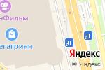 Схема проезда до компании H & M в Белгороде