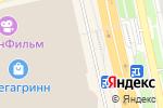Схема проезда до компании Katarina в Белгороде