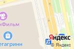 Схема проезда до компании Сталкер в Белгороде