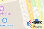 Схема проезда до компании Компания по продаже авточехлов в Белгороде