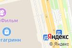 Схема проезда до компании Caramel в Белгороде