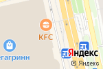 Схема проезда до компании КанцТоварищ в Белгороде