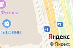 Схема проезда до компании Сударь в Белгороде