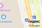 Схема проезда до компании ЛАКОНИКА в Белгороде
