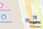 Схема проезда до компании ЧУБЧИК в Белгороде