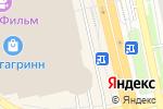 Схема проезда до компании Модница в Белгороде