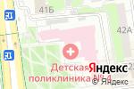 Схема проезда до компании ХОББИ и ТЫ в Белгороде