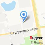 Advance на карте Белгорода