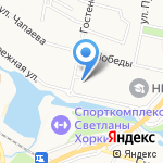 Мебель-Мастер на карте Белгорода