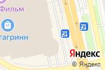 Схема проезда до компании VIVA BEAUTE в Белгороде