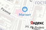Схема проезда до компании Черный бриллиант в Белгороде