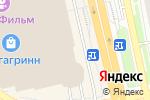 Схема проезда до компании Kapika в Белгороде