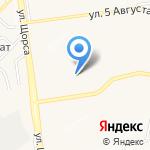Детский сад №48 на карте Белгорода