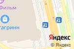 Схема проезда до компании Почемучка в Белгороде