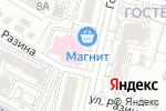 Схема проезда до компании Мультипраздник в Белгороде