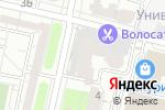 Схема проезда до компании Зачёт в Белгороде