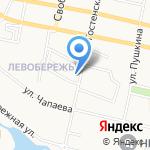 Дантист на карте Белгорода