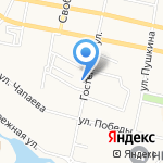 БИРОН на карте Белгорода