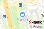 Схема проезда до компании Белвинком в Белгороде