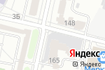 Схема проезда до компании Промтекстиль в Белгороде