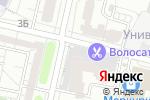 Схема проезда до компании Браво в Белгороде