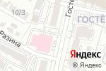 Схема проезда до компании Дантист в Белгороде