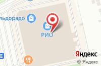 Схема проезда до компании Санкт-Петербургская Школа Телевидения в Белгороде