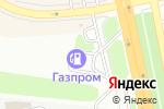 Схема проезда до компании Газпром в Белгороде