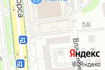 Схема проезда до компании Экспресс-оптика в Белгороде
