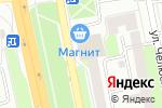 Схема проезда до компании Солана в Белгороде